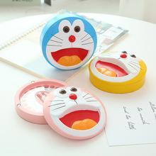 創意牙齒胎毛收藏紀念男女寶寶兒童乳牙紀念盒樹脂牙齒盒收納盒
