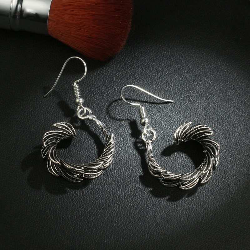 Alloy Vintage  earring  (Main color) NHGY2819-Main-color