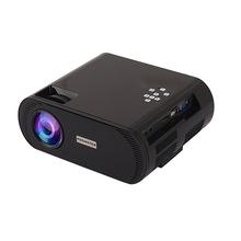 跨境2018爆款迷你微型投影机高清家用娱乐便携式LED 投影仪批发