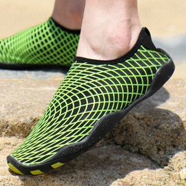 New stylish outdoor comfortable breathable men and women couples swimming shoes fitness yoga sports wear-resistant beach traceability shoes