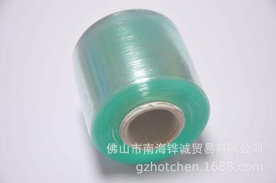 环保电线膜  绿色透明嫁接膜 打包缠绕PVC膜 厂家直销