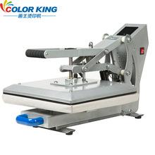 新品38*38cm高压烫画机 3803-3 磁性半自动印花机 文化衫定制设备
