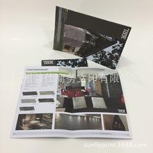 企业宣传画册设计印刷精品画册 产品目录说明书设计广州厂家快印