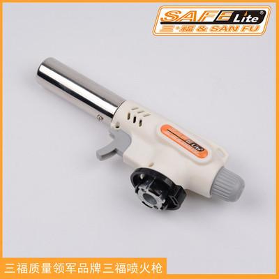 厂家批发新款户外喷火枪头便捷式烧烤喷枪3962型号烧烤焊枪零售