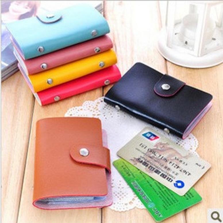 廠家直銷12位卡包批發定制 創意小羊皮銀行卡卡包 多卡位名片夾