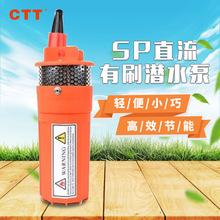 厂家直销水泵 太阳能微型深井泵 直流潜水泵 高扬程抽水泵