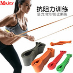 Resistance belt strength training device, yoga fitness belt, man training, flat rubber band, stretch band, stretch belt.