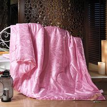 厂家批发贡缎蚕丝棉被学生宿舍春秋被双人冬被礼品被芯一件代发