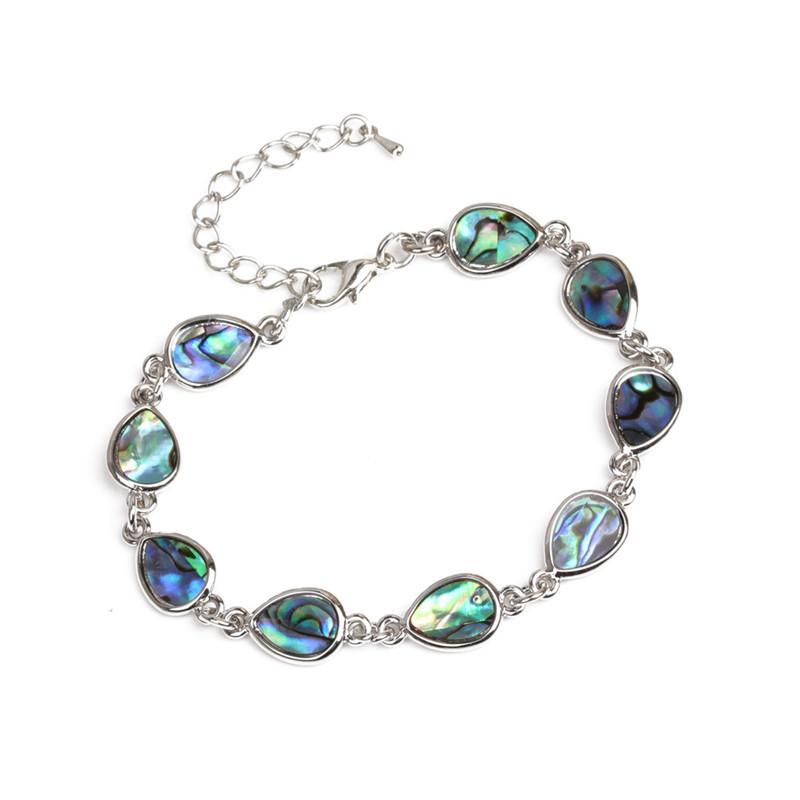 Alloy Simple Geometric bracelet  (Love) NHYL0395-Love
