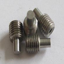 山東緊固件 DIN915圓柱端 內六角圓柱端機米 圓柱端止付螺絲廠家
