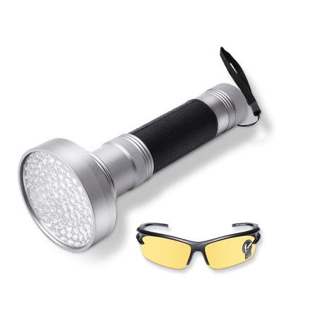 Amazon Hot 100 UV đèn pin LED tím tiền giấy đèn pin tiểu phosphor thú cưng Đèn pin