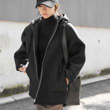 2020秋冬摇粒绒宽松韩版新款女装外套 小单加工定制颜色尺码