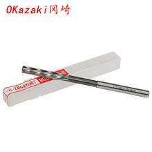 日本冈崎OKazaki牌高速钢铰刀捻把 螺旋槽机用绞刀 HR060绞刀