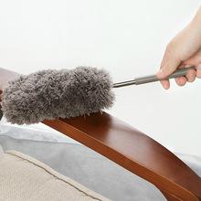 可伸缩除尘去尘掸车用细纤维掸子家用打扫清洁卫生灰尘掸子