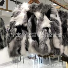 2018冬季新款羊羔毛皮草外套女翻领羊卷毛韩版休闲羊毛大衣
