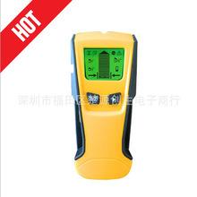 LCD多功能牆體探測器 木頭中心探測分析儀金屬電壓檢測器TH210