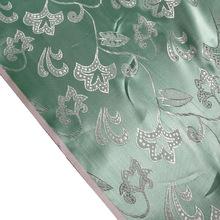 包?#23433;?#32504;缎厂家喇叭花人丝织锦缎 旗袍唐装工艺品包装面料 人造丝