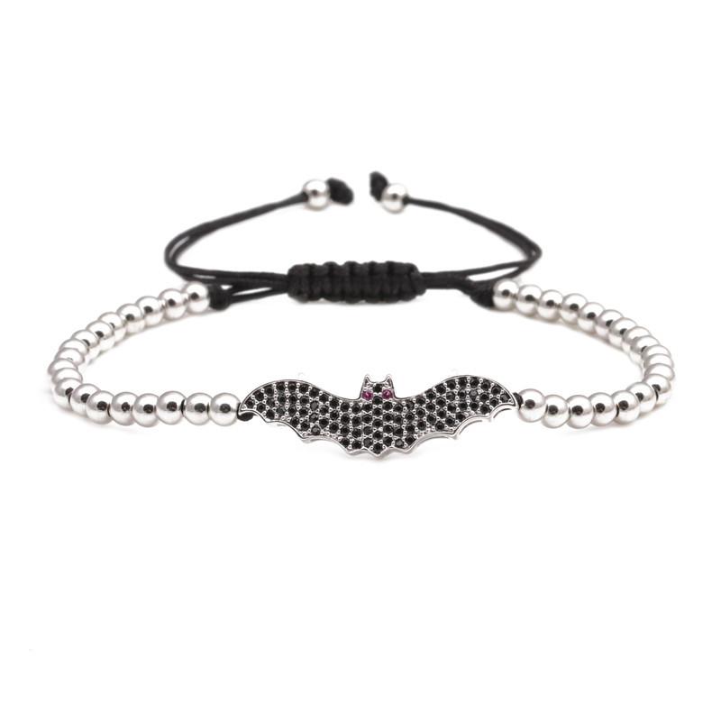 Copper Fashion Animal bracelet  black  Fine Jewelry NHYL0622black