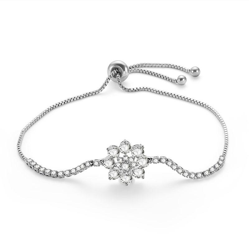 Alloy Simple Geometric bracelet  (66186034) NHLP1126-66186034