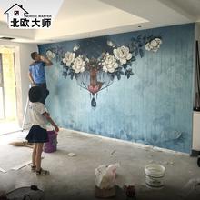 3d電視背景墻壁紙硬包軟包影客廳視墻布現代簡約臥室墻紙5D壁畫8d