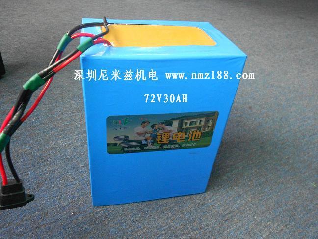 生产动力锂电池组装的成本大约是多