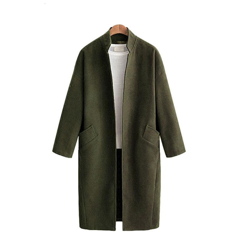 Manteau de laine femme DOMEMETO - Ref 3417251 Image 11