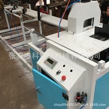 塑料板材横向切割机  型材切割锯 塑料型材切割锯 PVC板材切割机