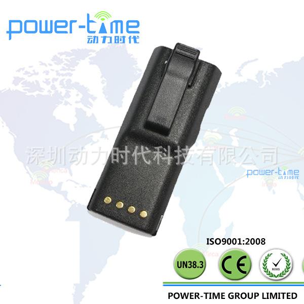 供应对讲机电池PTM-300兼容HNN9628适配机型GP300/GP88/LTS2000