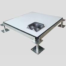 防静电地板600*600 pvc防静电地板 防静电架空活动高架地板
