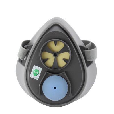 正品3M3200防毒面具 防尘毒口罩套装组合自吸过滤式防毒面具