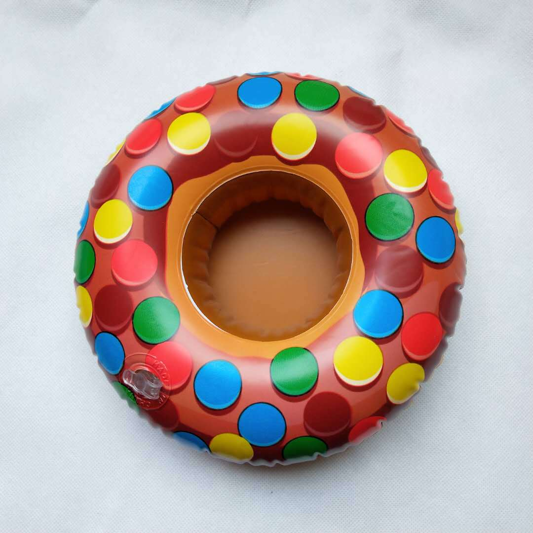 Unicorn Lemon Donut Cup Holder NHWW142504