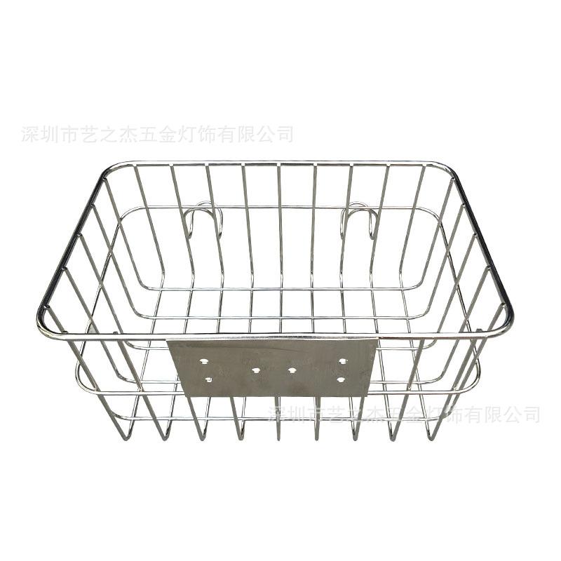 鐵藝加工制作鐵線精密籃 鐵線籃加工制作焊接加工深圳公明