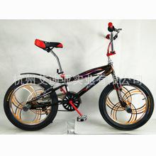 12-20寸表演車自行車生產廠家直銷價格便宜蛇形車定制表演車