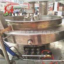 商用大型炒菜机 厂家直销中央厨房全套加工设备 食堂用熬粥炒菜锅