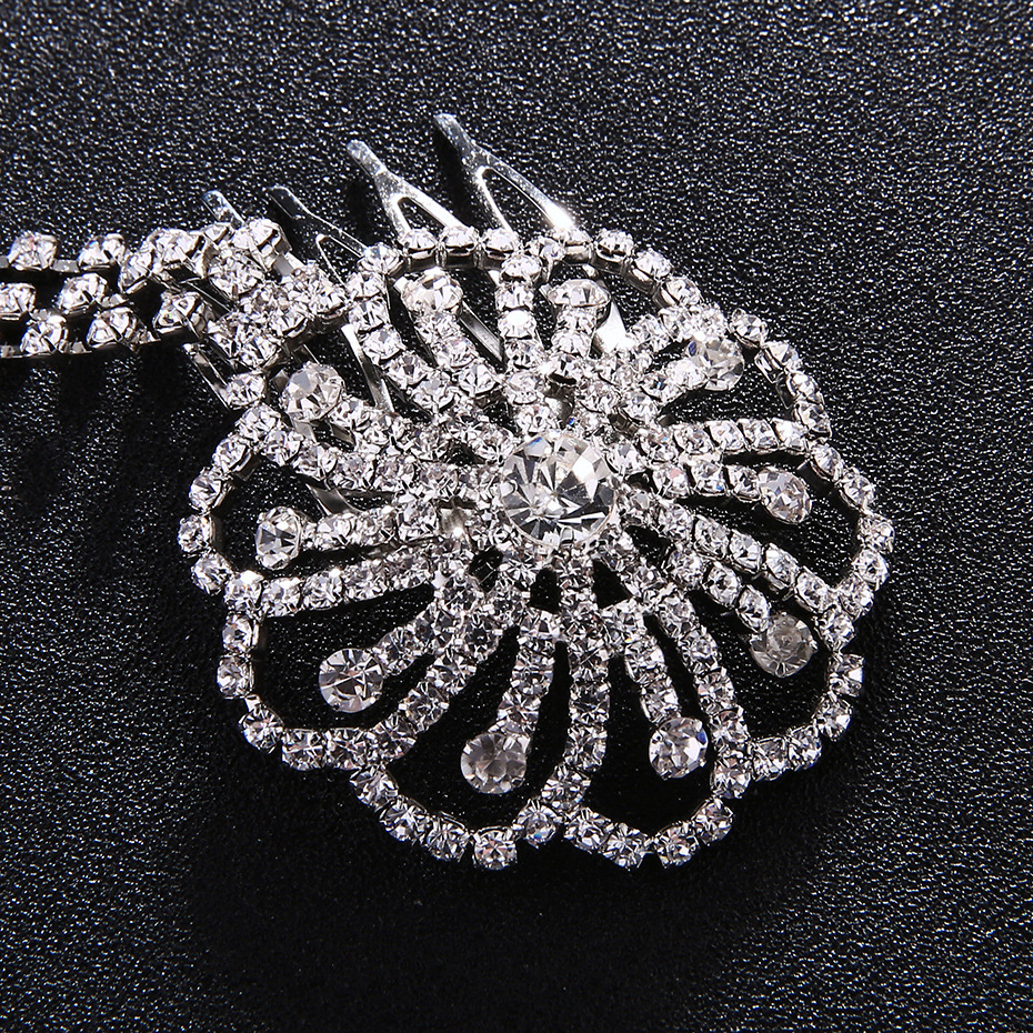 Alloy Fashion Geometric Hair accessories  (Alloy) NHHS0312-Alloy