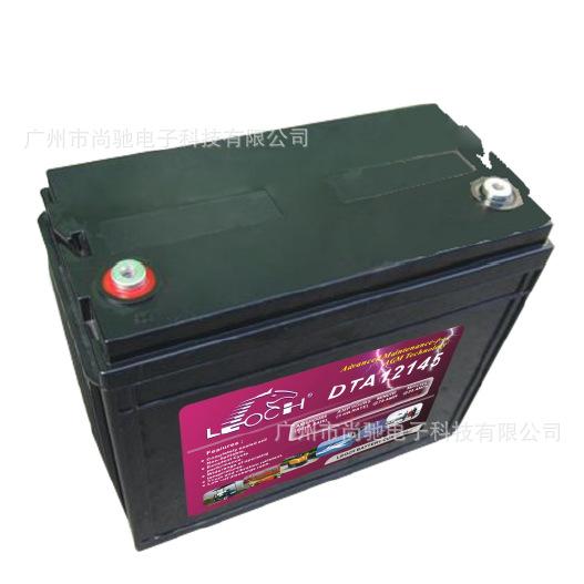 理士蓄电池 DTA12145 12V145AH 高尔夫球车电池 扫地机电池电瓶