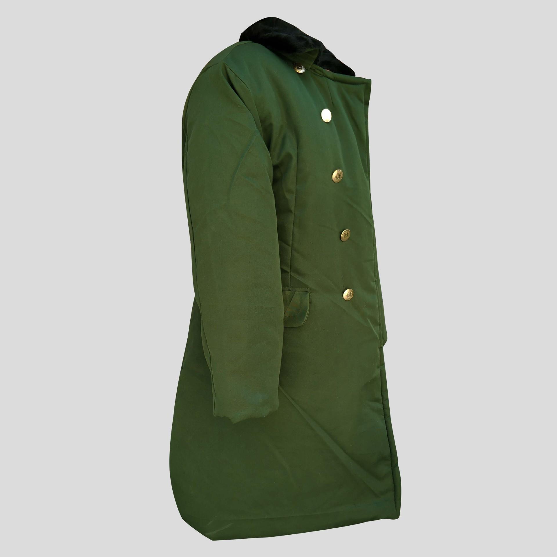 201军大衣