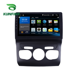 13 / 16 Citroen c4l special high-definition four-core Android navigator GPS reversing image all-in-one on-board machine