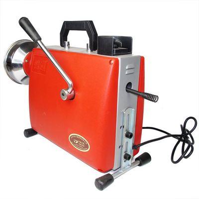 电动商用家用220V安全电压管道疏通机疏通器