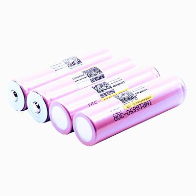 LiitoKala 30Q 18650锂电池3000mAh 3.7v 30A 电子烟INR18650-30Q