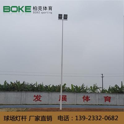 长沙县中厂家独家定制7米球场灯杆   上海亚明灯具附件安装