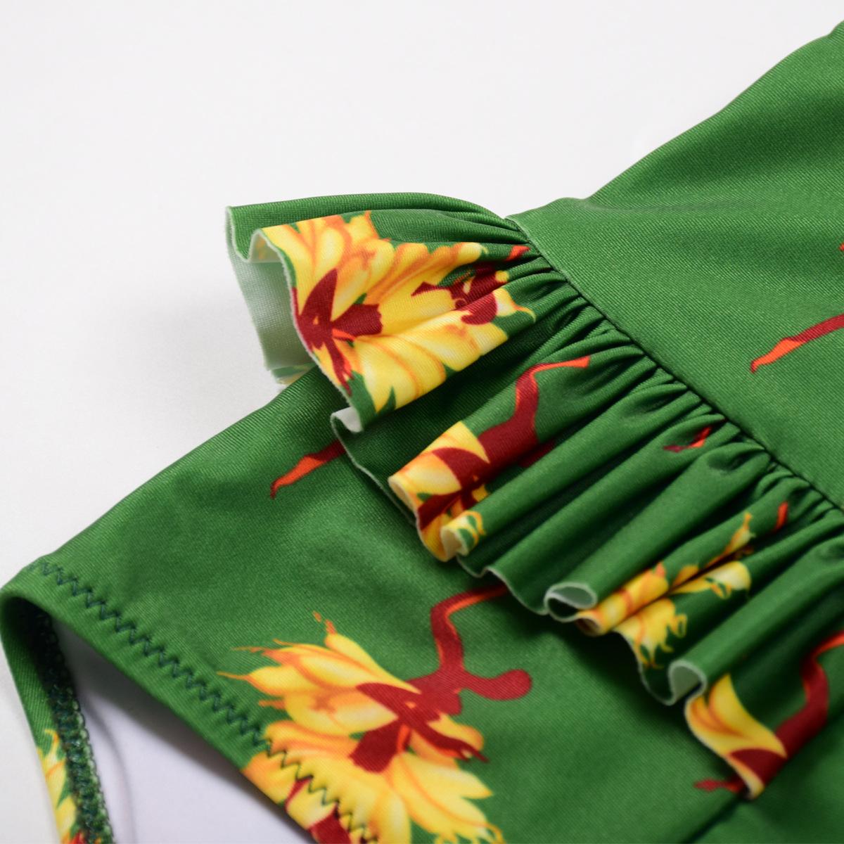 Cotton Fashion  Bikini  (Picture color-S)  Swimwear NHHL1132-Picture-color-S