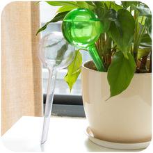 亞馬遜爆款仿玻璃圓球自動澆花器 懶人澆水器 家庭旅行滴水器