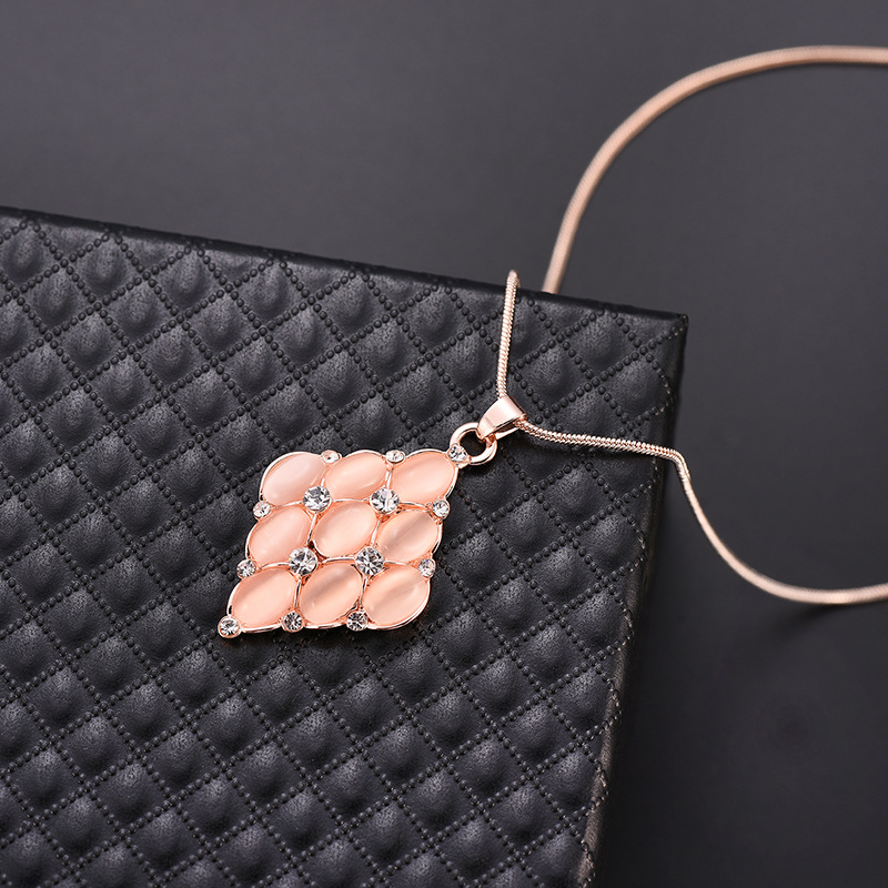 Alloy Simple Geometric necklace  (61181563) NHXS1819-61181563