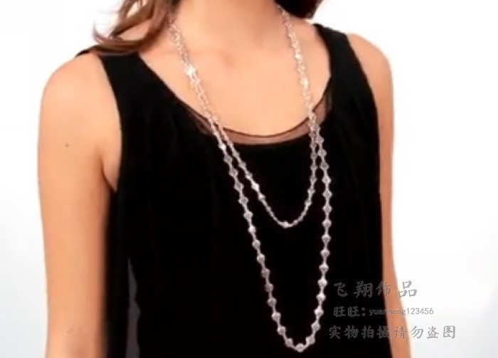 Alloy Fashion  necklace  (Alloy) NHOM0970-Alloy