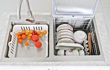 洗碗机 水槽洗碗机 集成水槽 全自动 智能水槽洗碗机