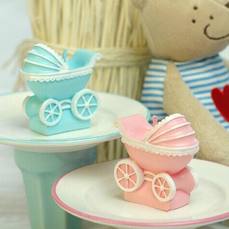 婴儿车宝宝baby翻糖蛋糕硅胶模具 巧克力模 烘焙工具蜡烛模手工皂
