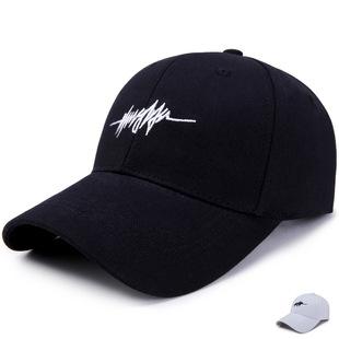 Factory direct hat female summer baseball cap Korean version of the trendy wild street sun hat casual duck tongue sun hat