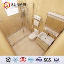 整體淋浴房集成衛浴一體式整體衛生間 廠家批發生產 鋁蜂窩板材質
