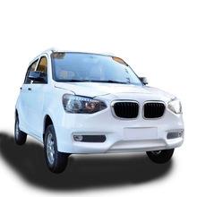 家用電動汽車 新款油電兩用低速老年人代步車 全封閉新能源電動車